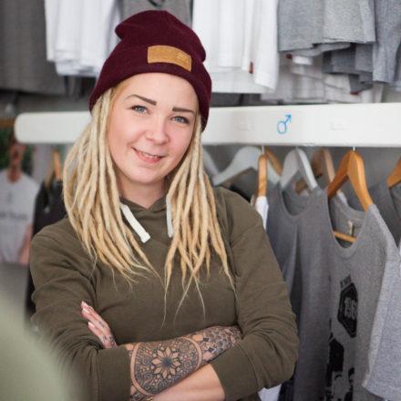 Folge 1.2 Kathrin Becker: Visionäre Bio-Klamotten-Rebellin