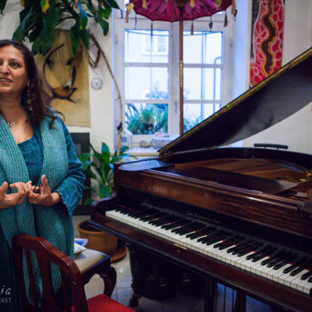 Folge 1.6 Juliette Eshelman: Kreative Kraft