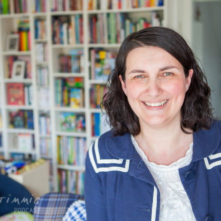 Folge 4.1 Tina Müller: Frühe Bücherliebe
