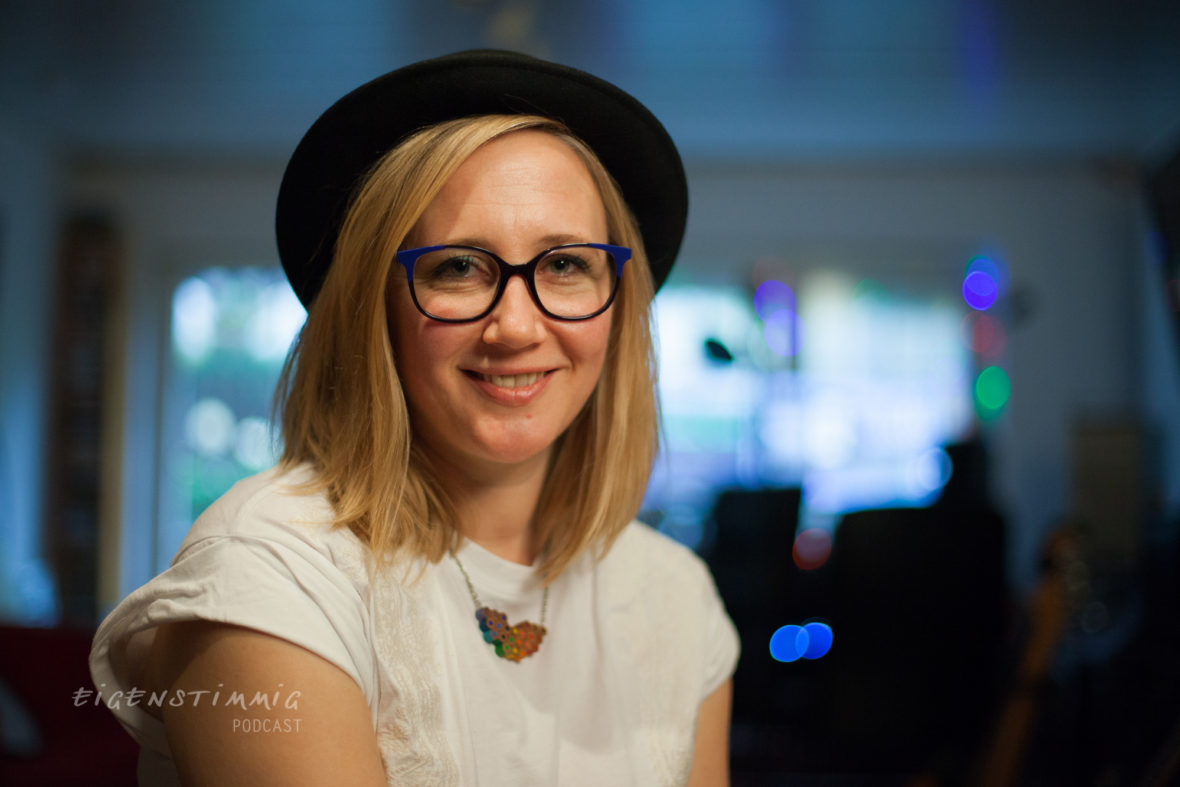 Folge 6.9 Kate Dowle: Musikalische Potentialentwicklerin