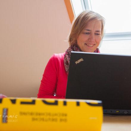 Folge 7.3. Nicole Leppin: Besonnene Buchbegleiterin