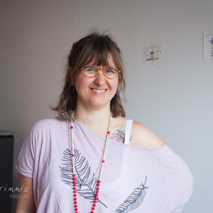 Folge 7.4 Claudia Renner: Zentrierte Fröhlichkeit