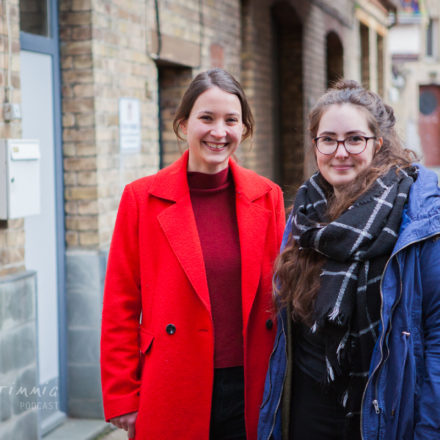 Folge 7.5 Katrin Gildner und Luisa Blendinger: Erzählende Unterstützerinnen