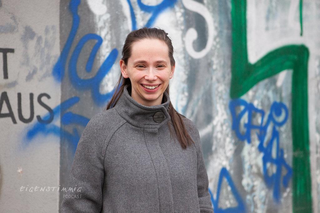 Folge 7.9. Corinne Luca: Feinsinniger Eigenblick