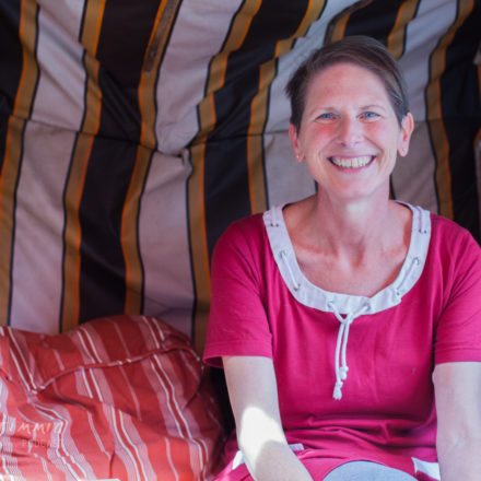 Folge 8.5 Sabine Dinkel: Wirbelnde Lebensbilder